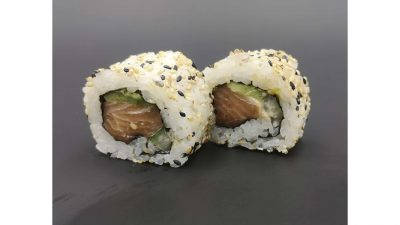 41-Spicy Salmon Roll