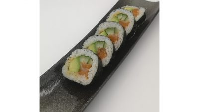 61-Spicy Salmon Big Roll