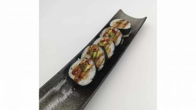 65-Crispy Ebi Big Roll