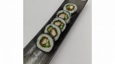 67-Green Chicken Roll
